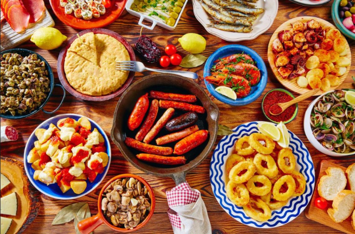 African cuisines